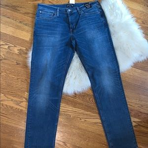 J. Crew mercantile Straight leg denim 34 x 34 NWT